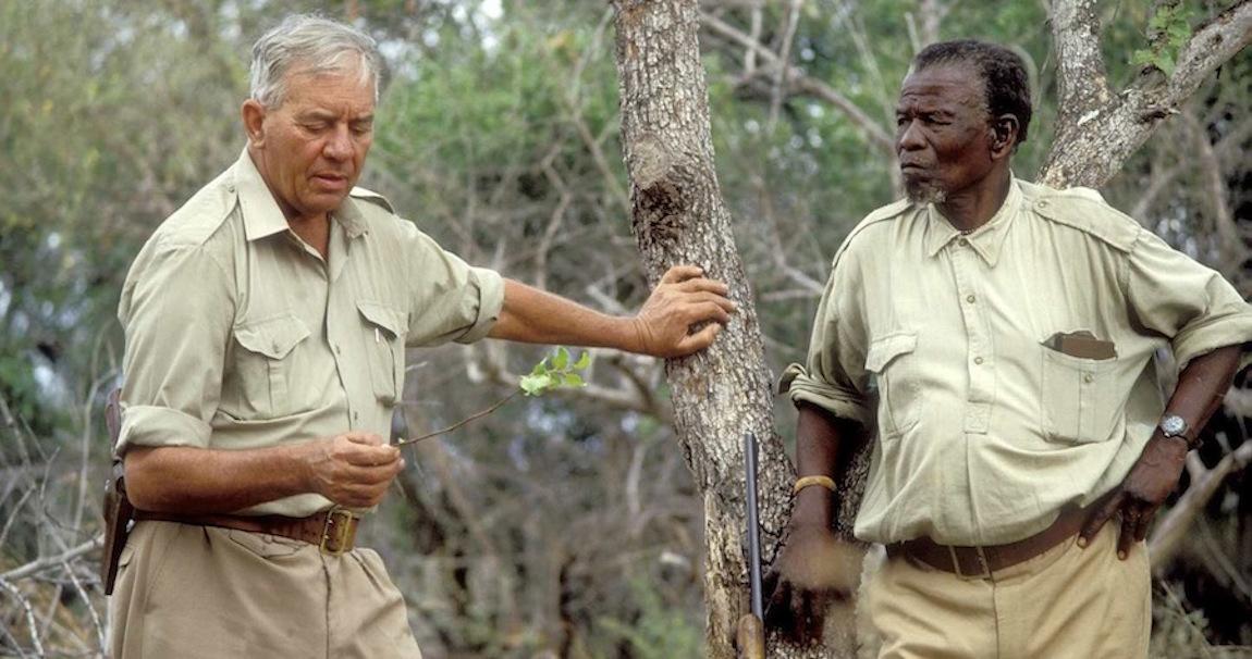 (foto Wildernesstrails.org.za - Ian Player - Zuid-Afrika)